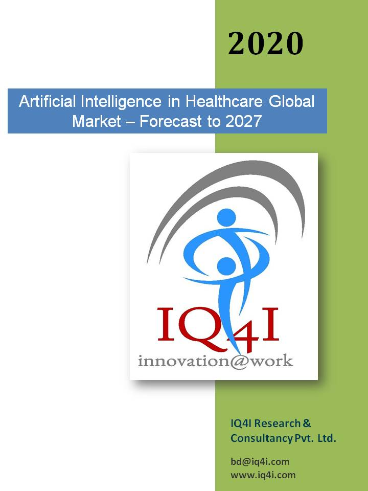 Artificial intelligence in Healthcare Global Market – Forecast To 2027