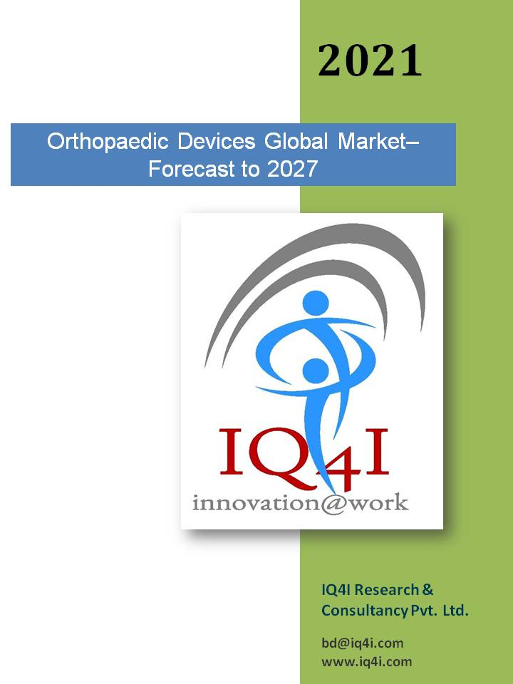 Orthopaedic Devices Global Market – Forecast To 2027