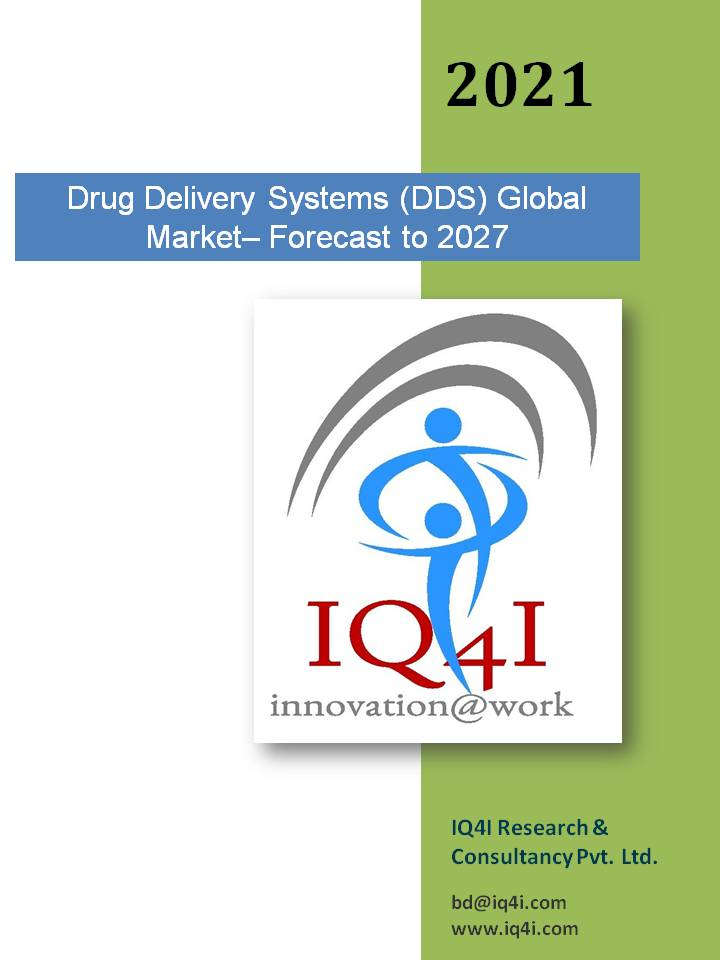 Drug Delivery Systems (DDS) Global Market – Forecast To 2027