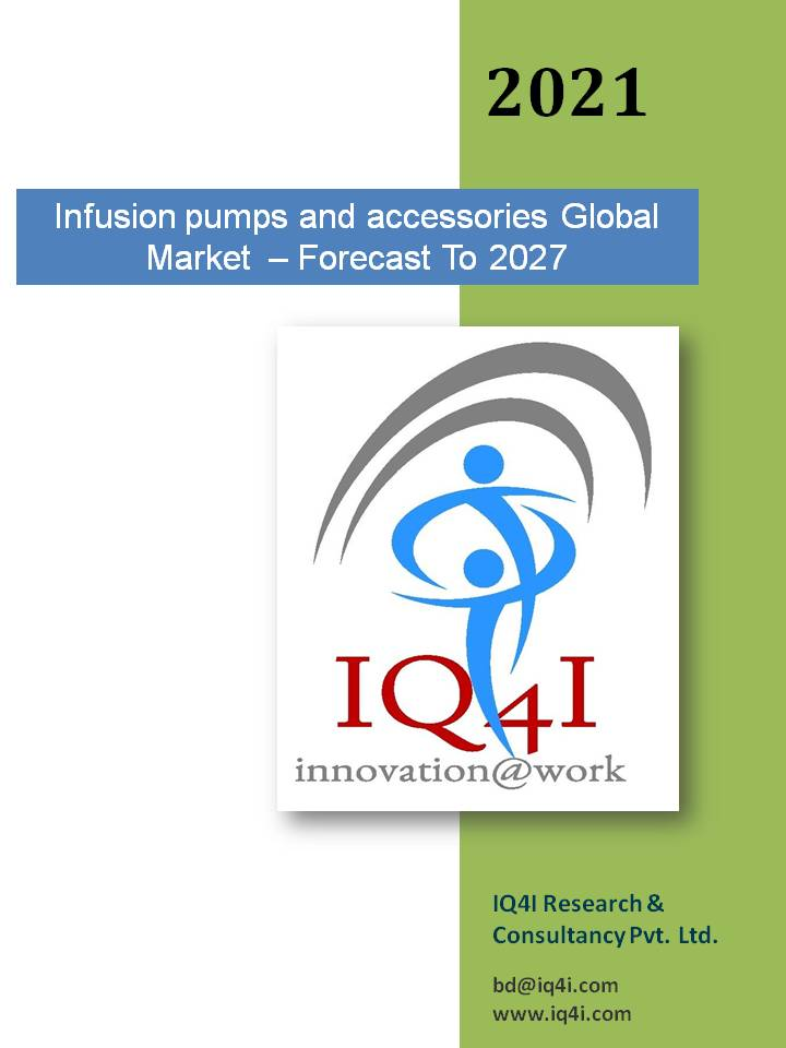 Infusion pumps and accessories Global Market – Forecast To 2027